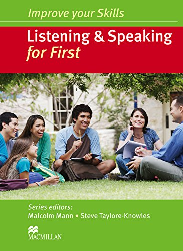9780230464667: Improve Your Skills: Listening & Speaking for First Student's Book without Key Pack