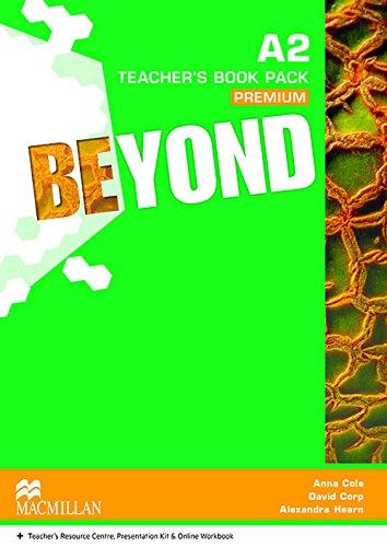 9780230466036: Beyond A2 Teacher's Book Premium Pack