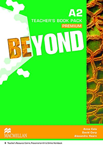 9780230466036: Beyond A2 Teachers Book Premium Pack