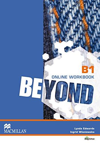 Beyond B1 Online Workbook: Andy Harvey
