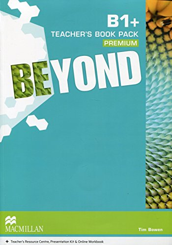 9780230466159: Beyond B1+ Teacher's Book Premium Pack