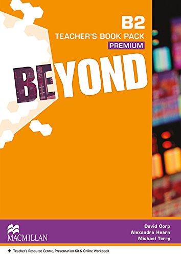 9780230466197: Beyond B2 Teachers Book Premium Pack