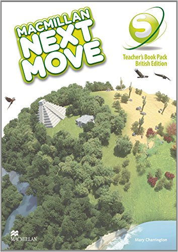 9780230466265: Macmillan Next Move Starter Teacher's Book Pack (Next Move British English)
