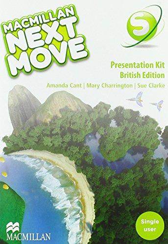 9780230466296: Next Move British English Starter Level Presentation Kit