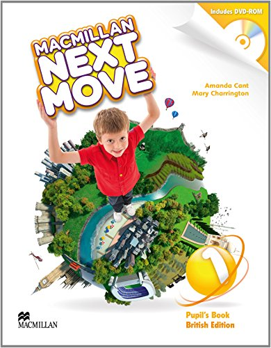 9780230466319: Macmillan Next Move 1 Pupil's Book with DVD-ROM