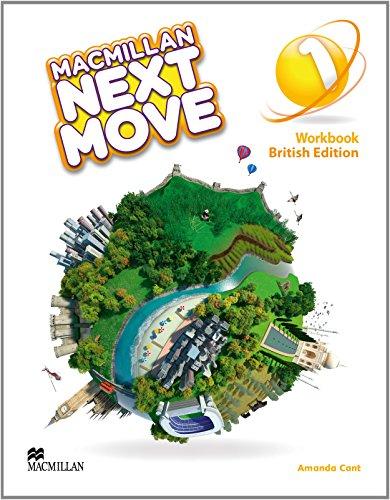 9780230466326: Macmillan Next Move 1 Workbook