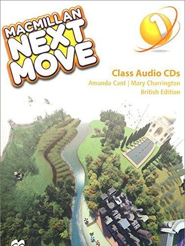 9780230466340: Macmillan Next Move 1 Class Audio CD (2)