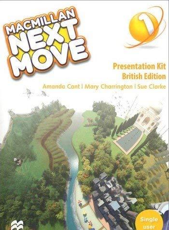 9780230466364: Macmillan Next Move 1 Teacher's Presentation Kit