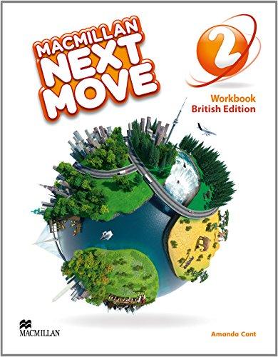 9780230466395: Next Move British English Level 2 Workbo
