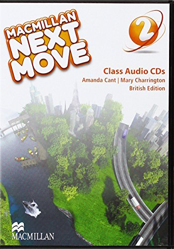9780230466418: Macmillan Next Move: Level 2