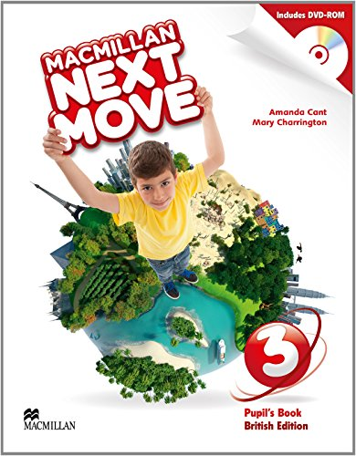 9780230466456: NEXT MOVE 3 Pb Pk (Next Move British English) - 9780230466456