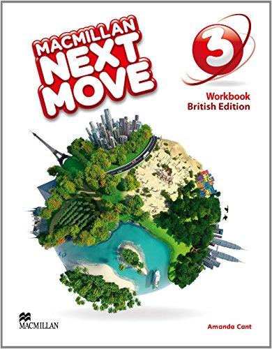 9780230466463: Macmillan Next Move 3 Workbook