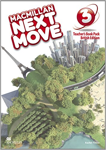 9780230466470: Macmillan Next Move Level 3 (Next Move British English)