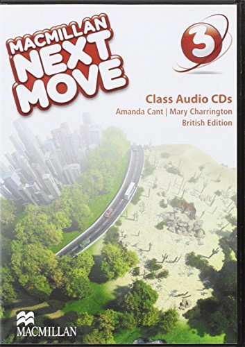 9780230466487: Macmillan Next Move 3 Class Audio CD (2)