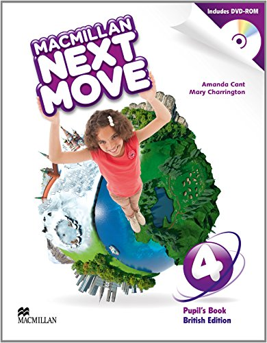 9780230466524: NEXT MOVE 4 Pb Pk (Next Move British English) - 9780230466524