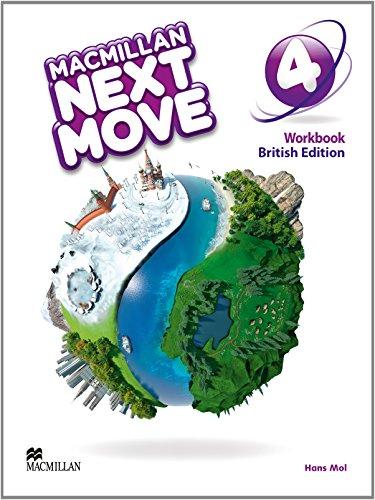 9780230466531: Next Move British English Level 4 Workbo