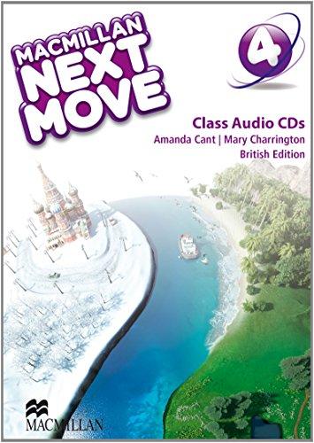 9780230466555: Macmillan Next Move Level 4