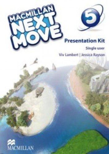 9780230466647: Next Move British English Level 5 Presentation Kit