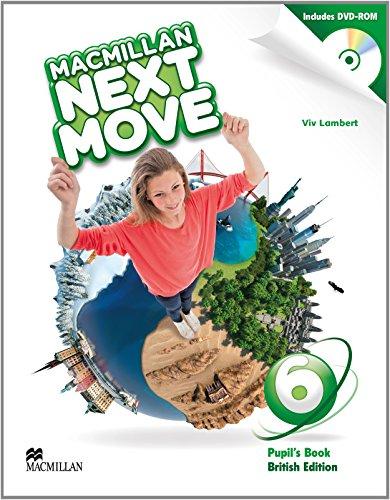 9780230466661: Macmillan Next Move 6 Workbook