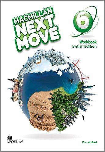 9780230466678: Macmillan Next Move 6 Workbook
