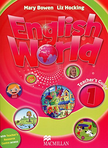 9780230467521: English World 1 Teacher's Guide with Webcode
