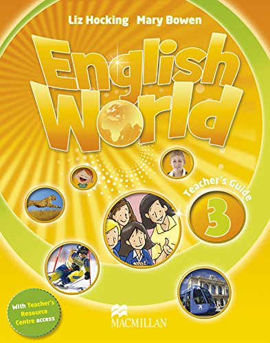 9780230467545: English World: Teacher's Guide & Webcode Pack Level 3