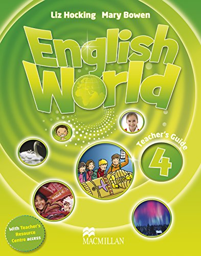 9780230467552: English World 4 Teacher s Guide with Webcode