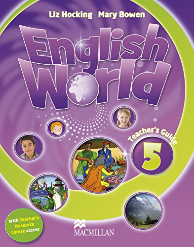9780230467569: English World 5 Teacher's Guide with Webcode