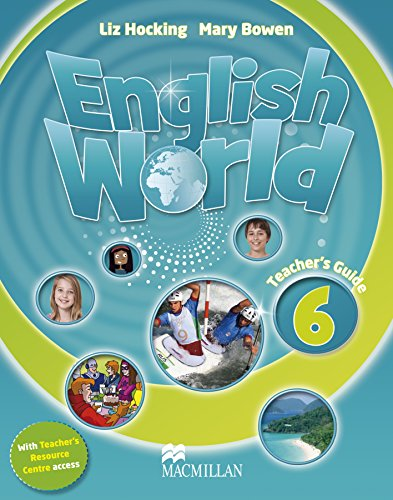 9780230467576: English World 6 Teacher's Guide with Webcode