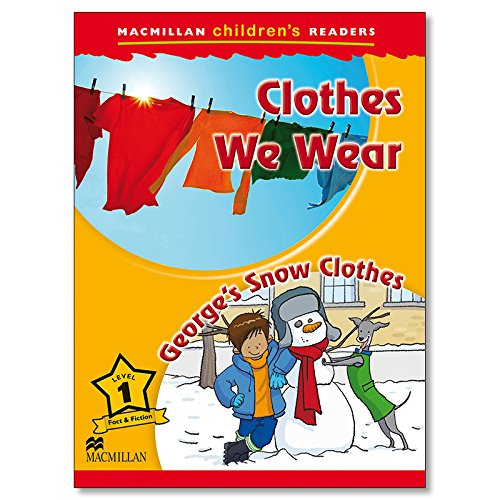 9780230469198: Macmillan Children's Readers Clothes We Wear Level 1