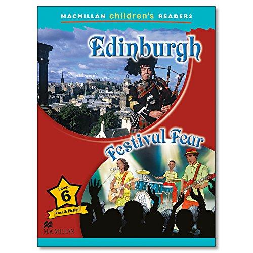 9780230469242: Macmillan Children's Readers - Edinburgh - Festival Fears - Level 6