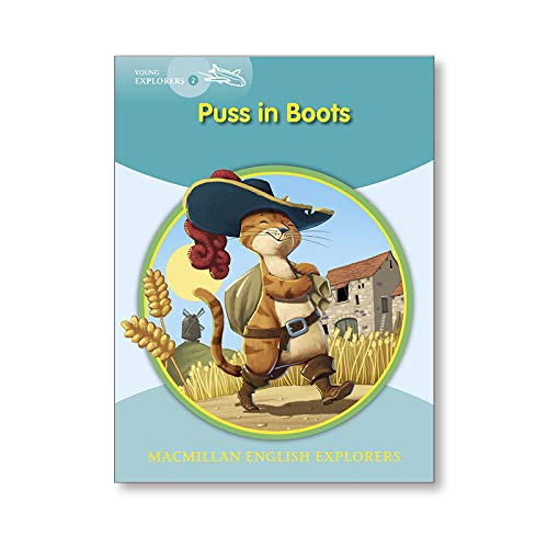 Macmillan Young Explorers 2 Puss in Boots: Alex Raynham