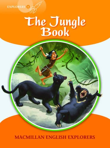Macmillan English Explorers 4 the Jungle Book (Paperback)