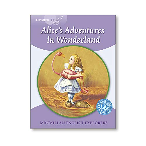 9780230469297: Macmillan English Explorers 5 Alice's Adventures in Wonderland