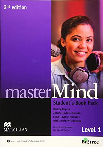 9780230469716: masterMind (2nd Edition) 1 Student's Book with Video-DVD & Webcode