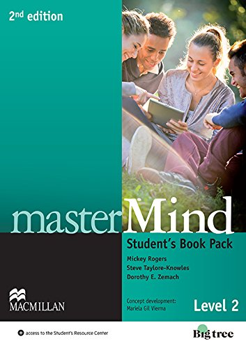 9780230469846: masterMind (2nd Edition) 2 Student's Book with Video-DVD & Webcode
