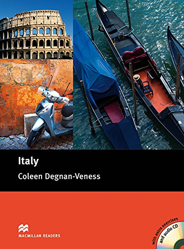 9780230470163: Italy - Pre Intermediate Reader with CD