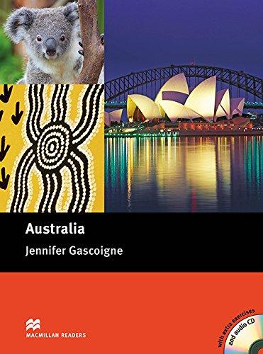 9780230470286: Australia - Book & CD - Upper Intermediate Reader