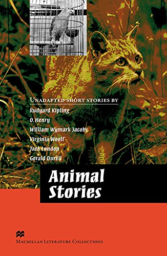 9780230470293: Macmillan Readers Literature Collections Animal Stories Advanced
