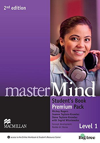 9780230470354: masterMind (2nd Edition) 1 Student's Book Premium with Video