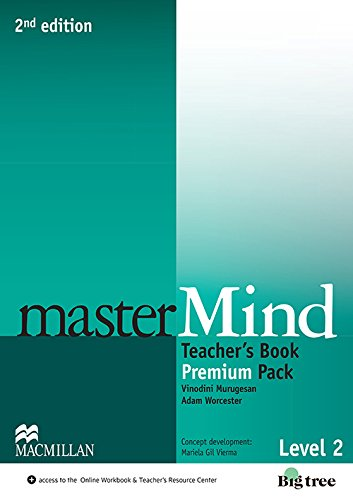 9780230470422: Mastermind 2nd Edition Ae Level 2 Teacher's Edition Premium Pack