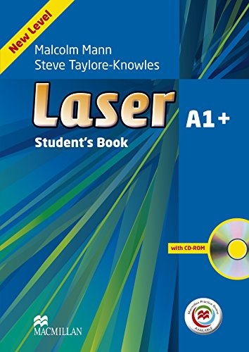 9780230470651: Laser A1+ Students Book CD Rom and Macmillan Practice Online
