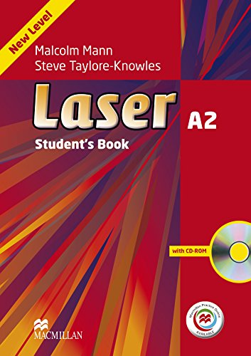 9780230470668: Laser A2 Student's Book CD-ROM & Macmillan Practice Online