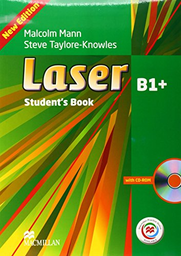 9780230470682: Laser B1+ Students Book + CD Rom + MPO