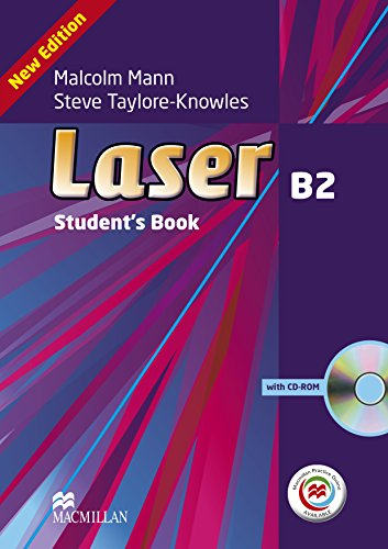 9780230470699: Laser 3rd Edition B2 Student's Book & CD-ROM with MPO