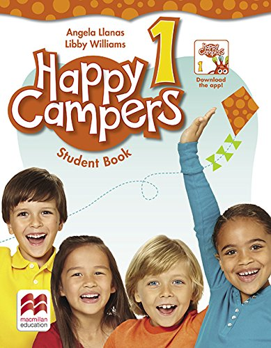 9780230470705: Happy Campers Level 1 Student's Book/Language Lodge