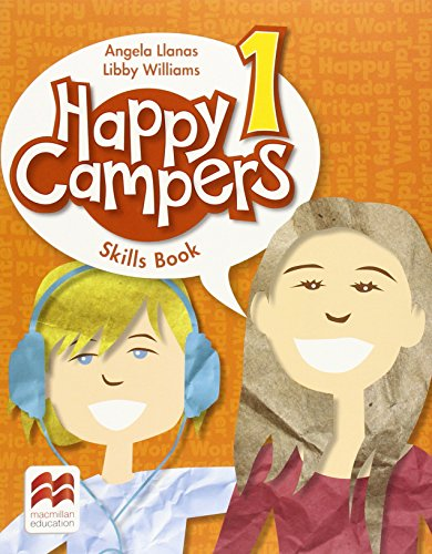 9780230470743: Happy Campers Level 1 Skills Book