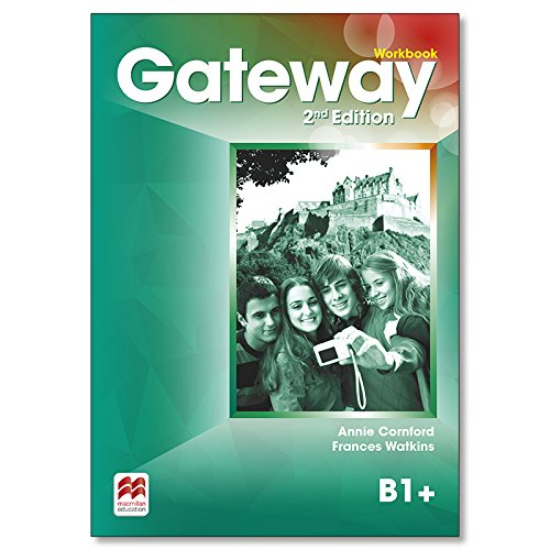 9780230470941: GATEWAY 2nd Edition Workbook, B1+