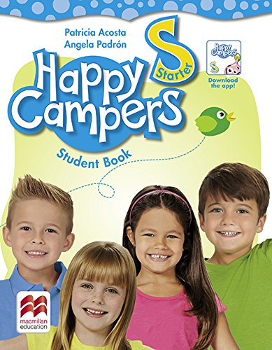 9780230472495: Happy Campers Starter - The Language Lodge - Student Book and Workbook