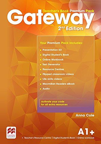 9780230473065: Gateway A1+ Teacher s Book Premium Pack